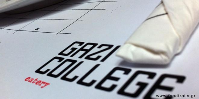 gazi-college