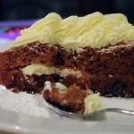 αφράτο Carrot Cake