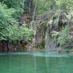 kilkis γαλαζια λιμνη σκρα