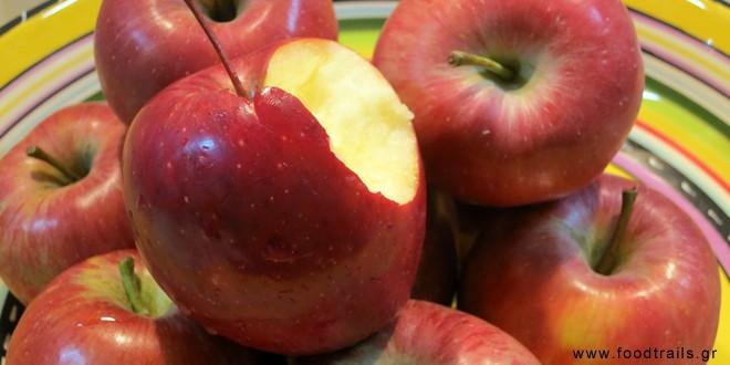 Ένα μήλο την ημέρα τον γιατρό τον κάνει πέρα!