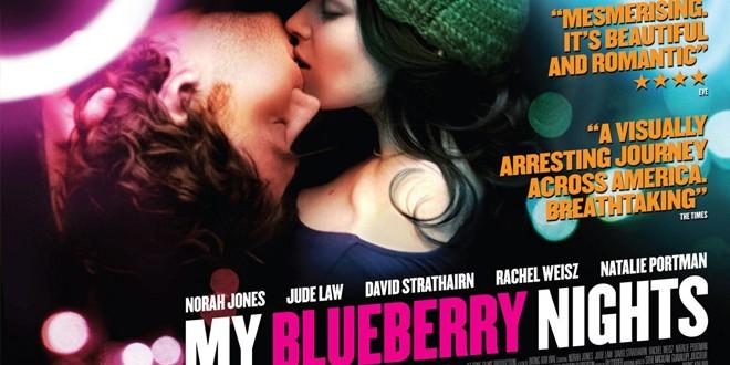 My Blueberry Nights – Οι Νύχτες Μου Μακριά Σου
