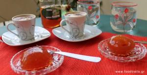 Γλυκό του κουταλιού Φυρίκι από το Πήλιο