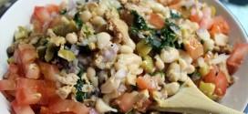 salata tonos fasolia