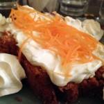 κέικ καρότου τέλειο στη γεύση