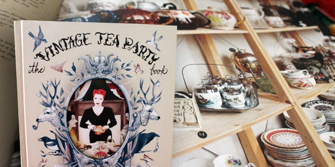 The Vintage Tea Party Book!