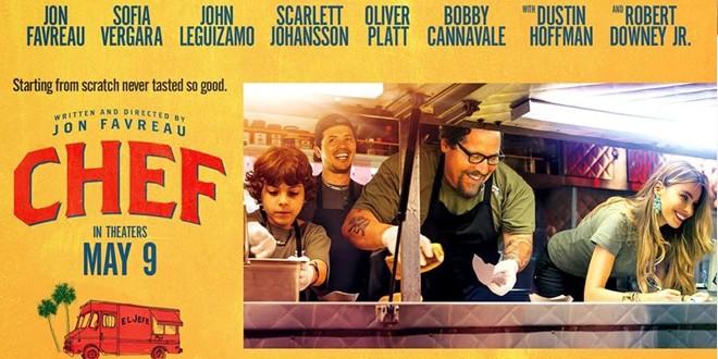 Chef (Σεφ) του Jon Favreau (2014)