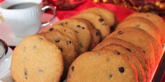 cookies σοκολατας