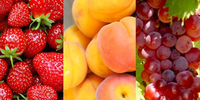 Καλοκαιρινά φρούτα που μας προστατεύουν!