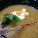 Η σούπα της ημέρας, ήταν χορτόσουπα