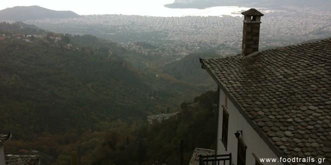 Πήλιο το βουνό των Κενταύρων (Μακρινίτσα)
