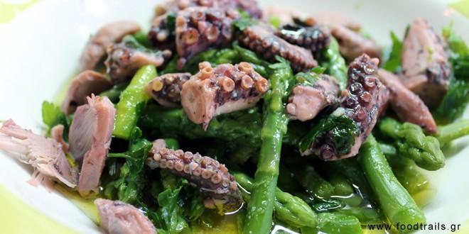 salata sparagia xtapodi