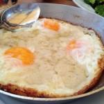αυγά με στάκα